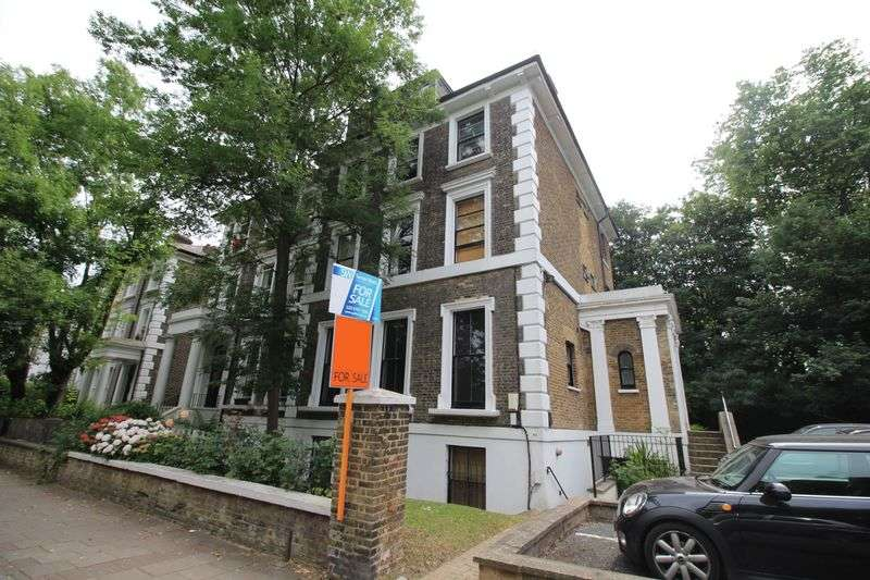 1 Bedroom Flat for sale in Thicket Road, Crystal Palace SE20