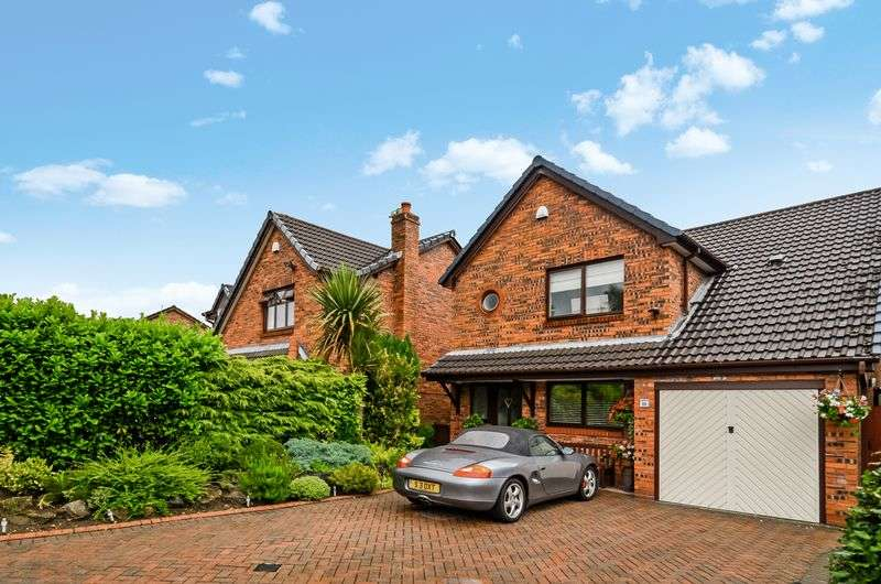 4 Bedrooms Detached House for sale in 18 Douglas Park, Atherton, Manchester, M46 9EE