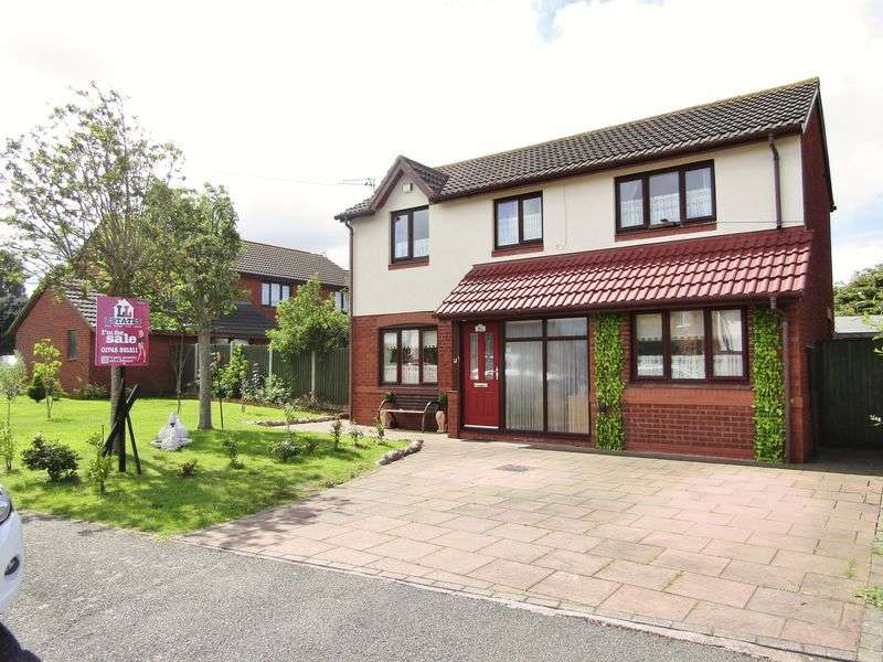 3 Bedrooms Detached House for sale in Lon Celynnen, RHYL