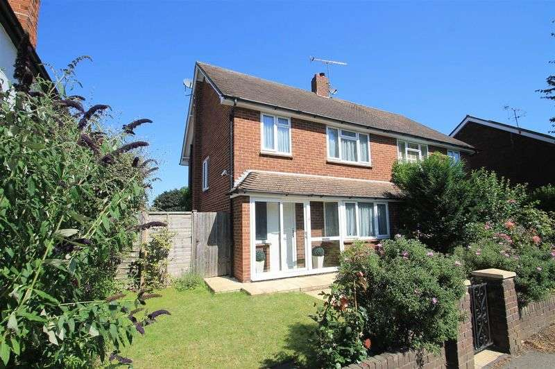 3 Bedrooms Semi Detached House for sale in Ripley Village