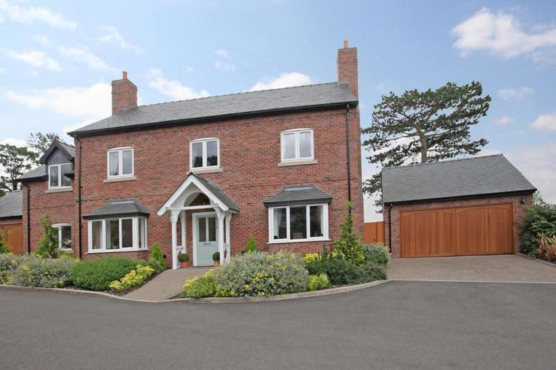 5 Bedrooms House for sale in 5 bedroom House Detached in Malpas