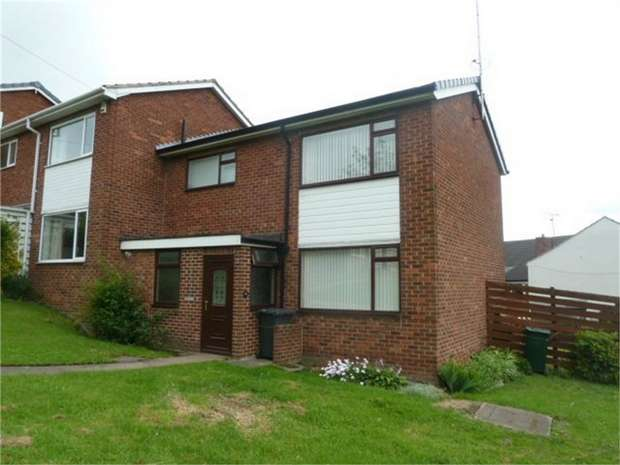 3 Bedrooms End Of Terrace House for sale in Warren Vale Road, Swinton, Mexborough, South Yorkshire