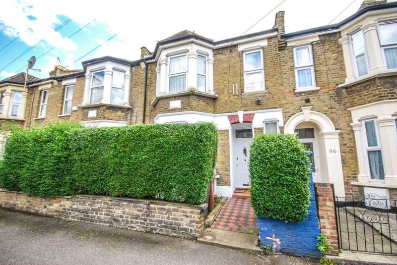 3 Bedrooms Flat for sale in Morley Road, London