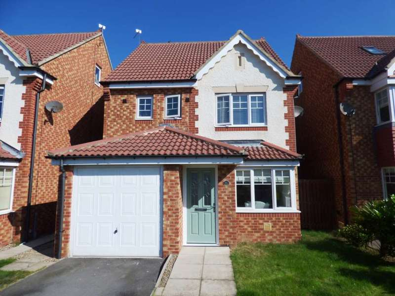 4 Bedrooms Detached House for sale in ***OPEN TO OFFERS*** Yarmouth Drive, Redcar