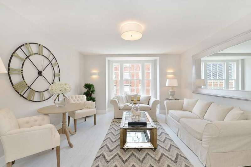 2 Bedrooms Apartment Flat for sale in Clarewood Court, Marylebone W1H