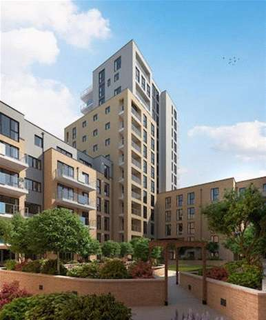 1 Bedroom Flat for sale in Parkside Avenue, London