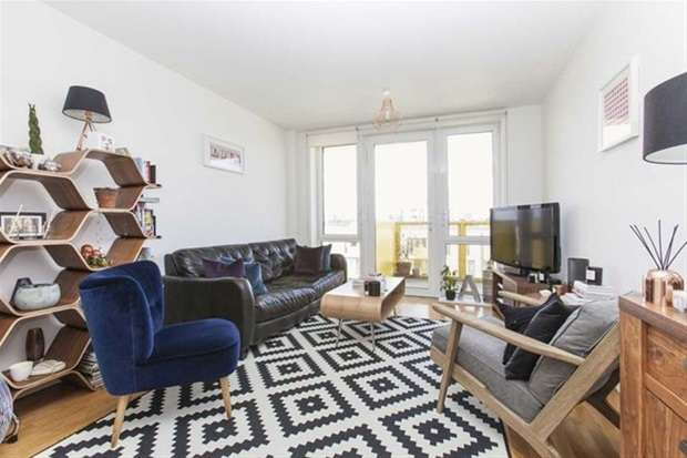 1 Bedroom Flat for sale in Killick Way, London