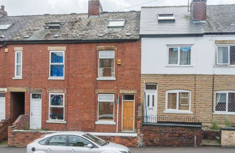 2 Bedrooms Terraced House for sale in Exley Avenue, Walkley, Sheffield - IDEAL FIRST HOME!