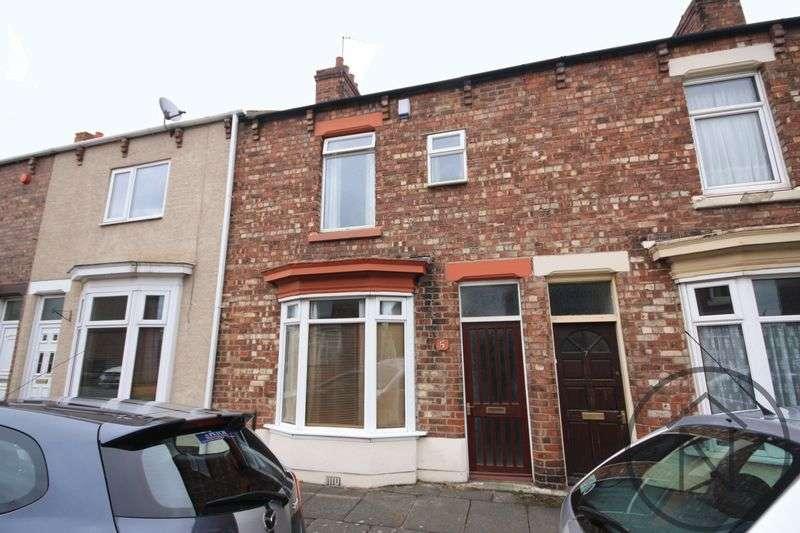 2 Bedrooms Terraced House for sale in Westgarth Terrace, Darlington