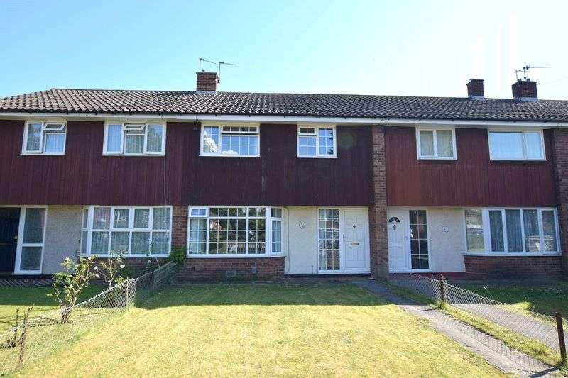 3 Bedrooms Terraced House for sale in Elmhurst Road, Aylesbury