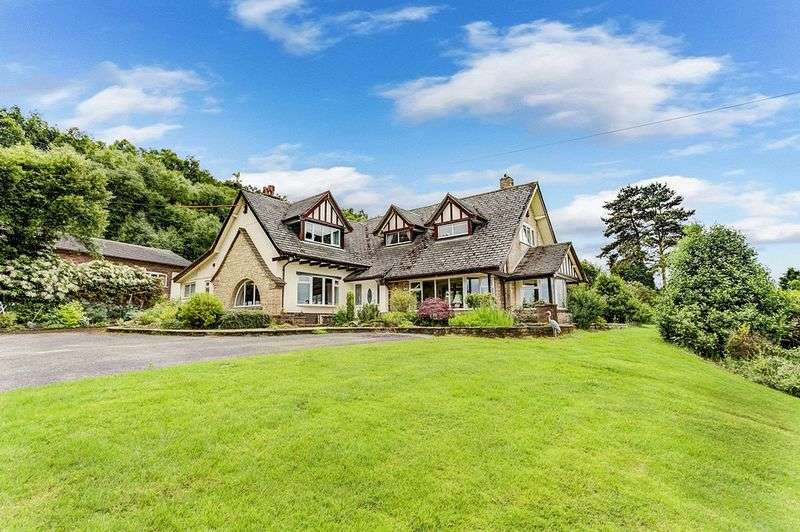4 Bedrooms Detached House for sale in Congleton Edge, Congleton
