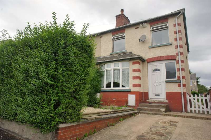 3 Bedrooms Semi Detached House for sale in Sitwell Avenue, Stocksbridge, Sheffield, S36 1FF