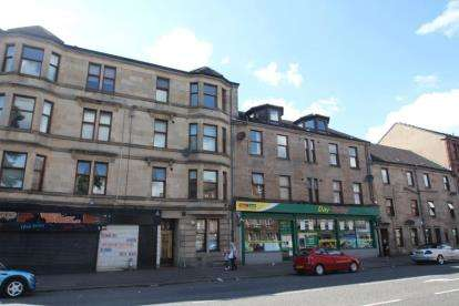 2 Bedrooms Flat for sale in Caledonia Street, Paisley, Renfrewshire