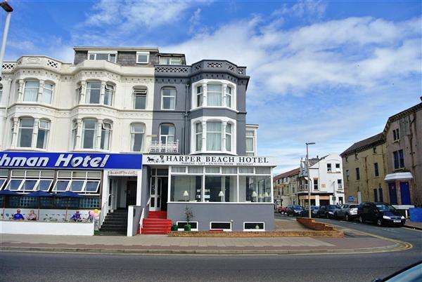 25 Bedrooms Hotel Commercial for sale in Promenade, Blackpool