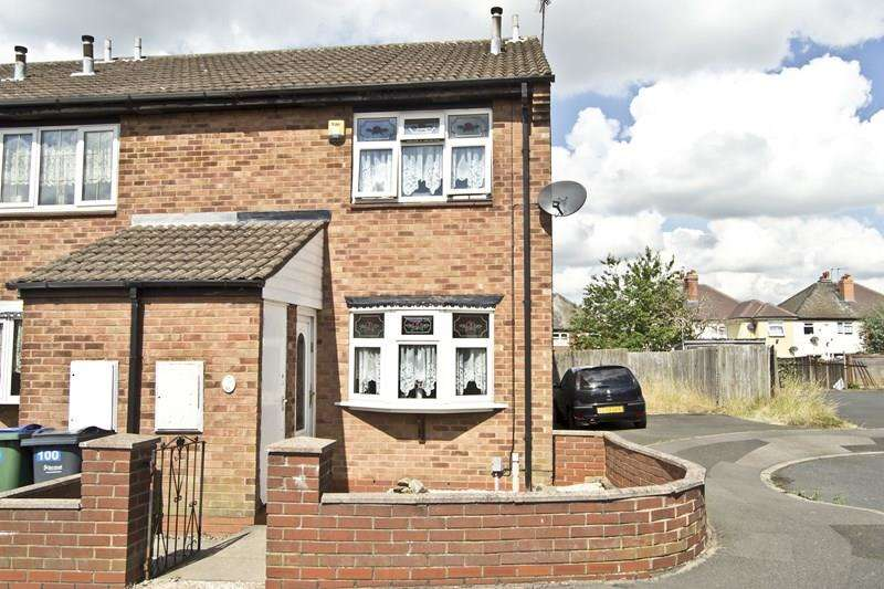 2 Bedrooms End Of Terrace House for sale in Livingstone Road, West Bromwich