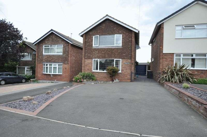 3 Bedrooms Detached House for sale in Ivy Lodge Close, Stapenhill