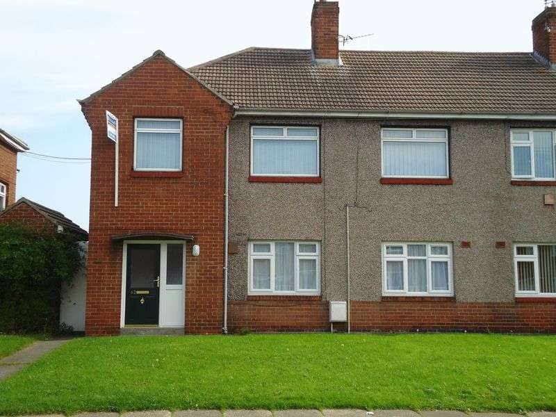 2 Bedrooms Flat for sale in Park Road, Ashington