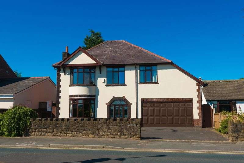 4 Bedrooms Detached House for sale in Hall Lane, Wrightington