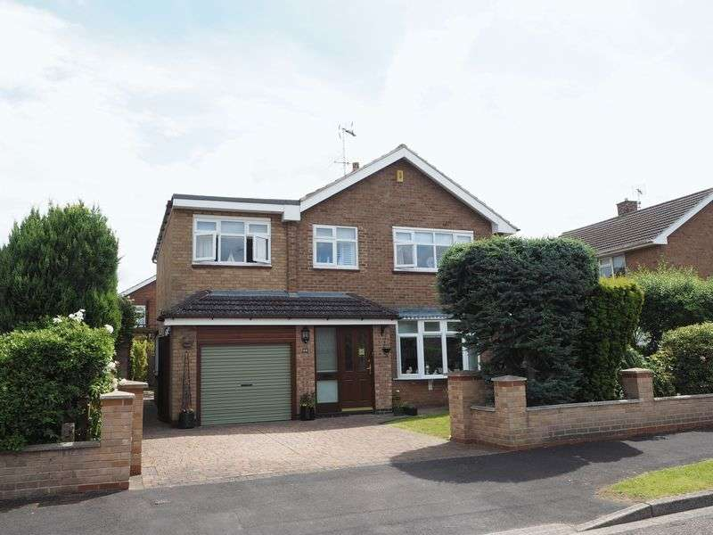 4 Bedrooms Detached House for sale in Valley Prospect, Newark