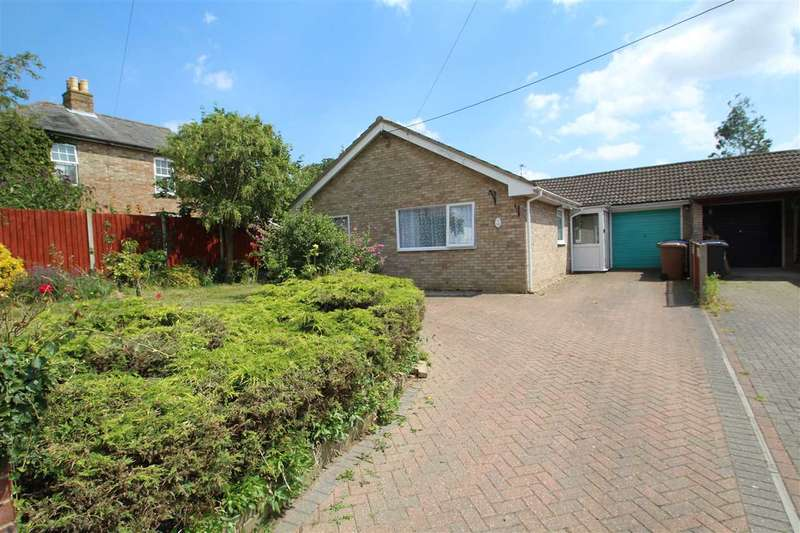 3 Bedrooms Detached Bungalow for sale in Pot Kiln Road, Great Cornard