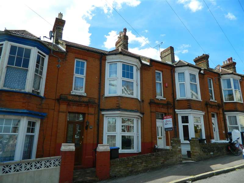 3 Bedrooms Terraced House for sale in Thanet Road, Ramsgate