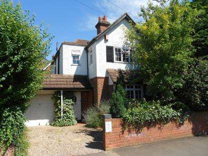 3 Bedrooms Detached House for sale in Cutcliffe Grove, Bedford, Bedfordshire