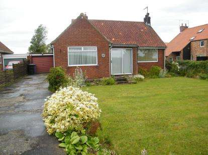 2 Bedrooms Bungalow for sale in Ellerby Lane, Runswick, Saltburn-By-The-Sea, North Yorkshire