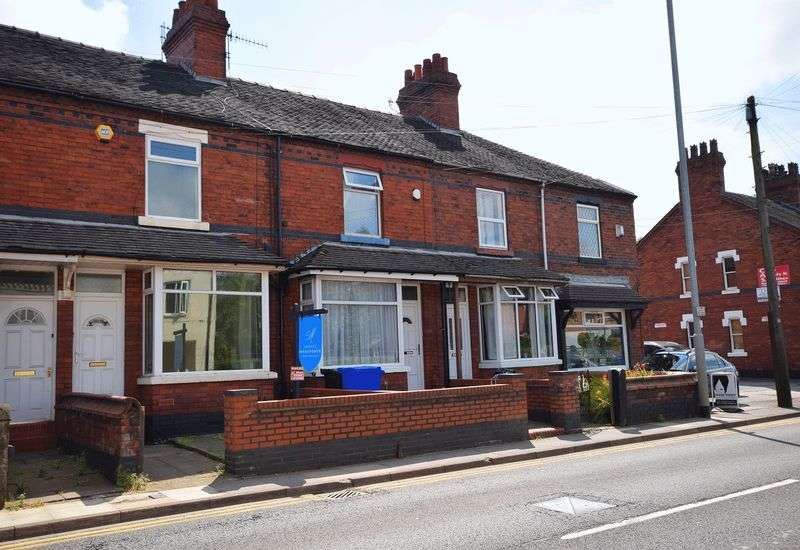 3 Bedrooms Terraced House for sale in Leek Road, Milton