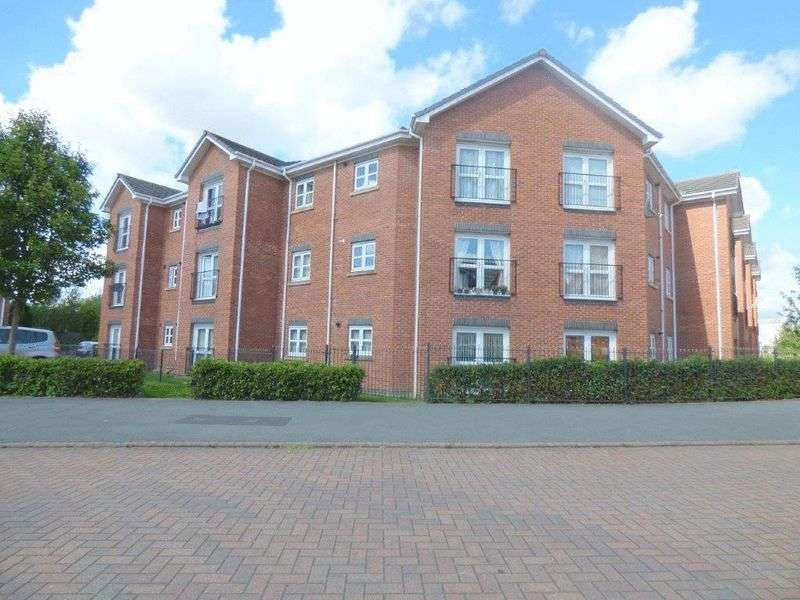 Property for sale in Lavender Gardens, Warrington