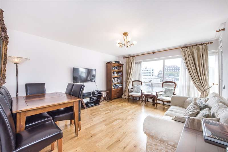2 Bedrooms Flat for sale in Rutland Gate, London, SW7