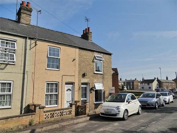3 Bedrooms End Of Terrace House for sale in Huntingdon Road, Chatteris, Cambridgeshire