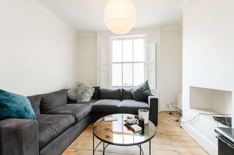 2 Bedrooms House for sale in Old Ford Road, Bethnal Green, E2