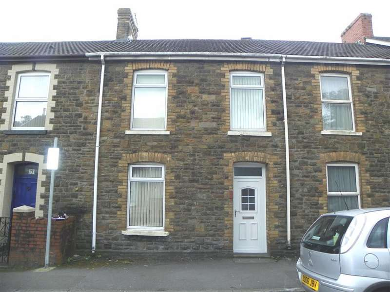 3 Bedrooms Property for sale in Frondeg Terrace, Llanelli
