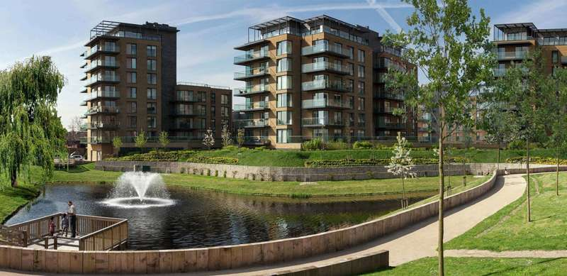 1 Bedroom Flat for sale in Merlin Court, Blackheath Quarter, Kidbroke