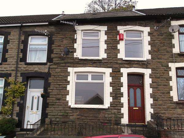 3 Bedrooms Terraced House for sale in Vivian Street, Tylorstown, Ferndale