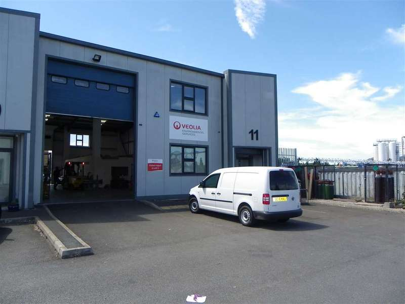 Commercial Property for sale in Lion Business Park, Gravesend