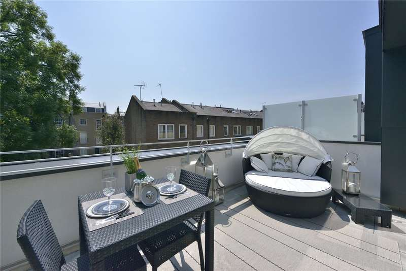 3 Bedrooms Flat for sale in Compton Avenue, London, N1