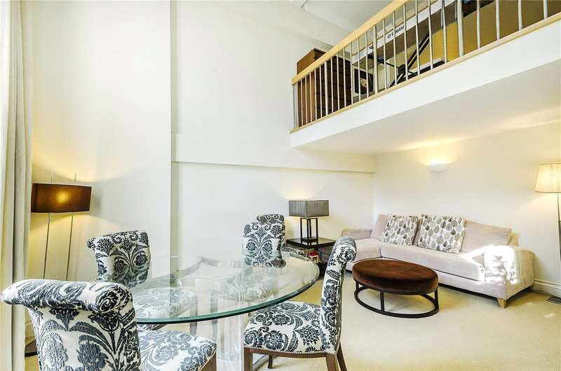 2 Bedrooms Flat for sale in St. Johns Building, 79 Marsham Street, London, SW1P