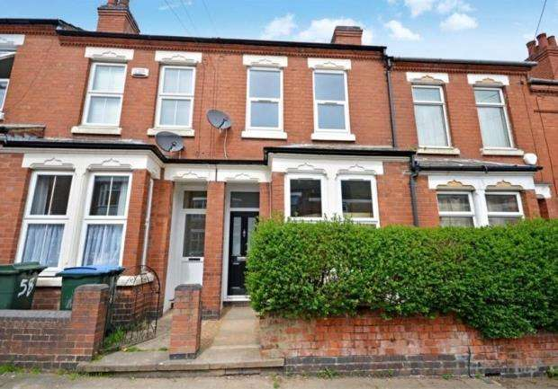 2 Bedrooms Terraced House for sale in Westwood Road, Earlsdon, Coventry, West Midlands
