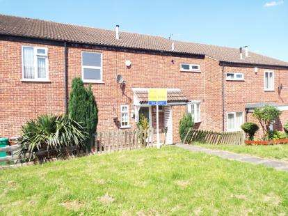 3 Bedrooms Terraced House for sale in Capenwray Gardens, Nottingham, Nottinghamshire