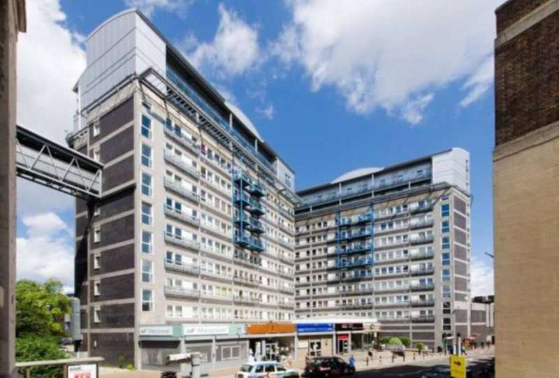 1 Bedroom Apartment Flat for sale in Vista Buildings, Woolwich