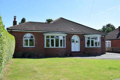 3 Bedrooms Bungalow for sale in Church Lane, Ormesby, Middlesbrough, North Yorkshire