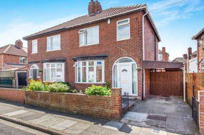 3 Bedrooms Semi Detached House for sale in Frome Road, Stockton-On-Tees, Durham