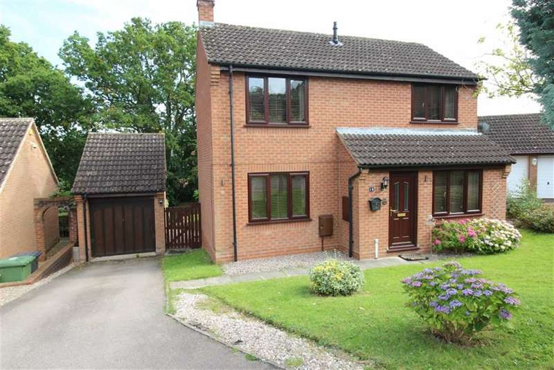 3 Bedrooms Property for sale in Towbury Close, Oakenshaw South, Redditch, Worcestershire, B98