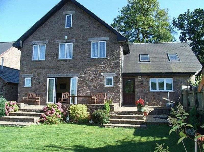 6 Bedrooms Detached House for sale in Llanvihangel Crucorney, Abergavenny