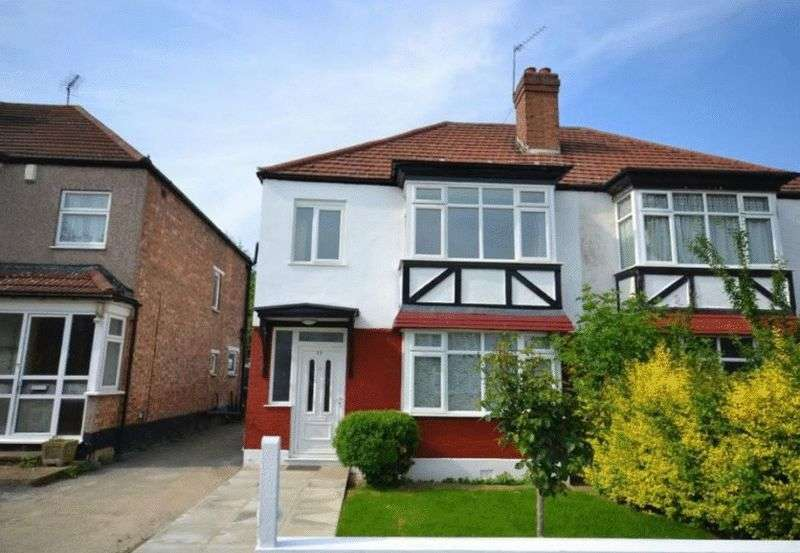 3 Bedrooms Semi Detached House for sale in Blockley Road, Wembley