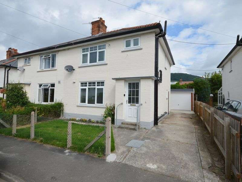 3 Bedrooms Semi Detached House for sale in Blorenge Road, Abergavenny