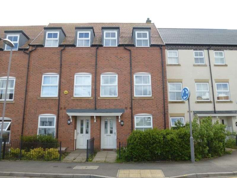 3 Bedrooms Terraced House for sale in Cedar Road, Nuneaton