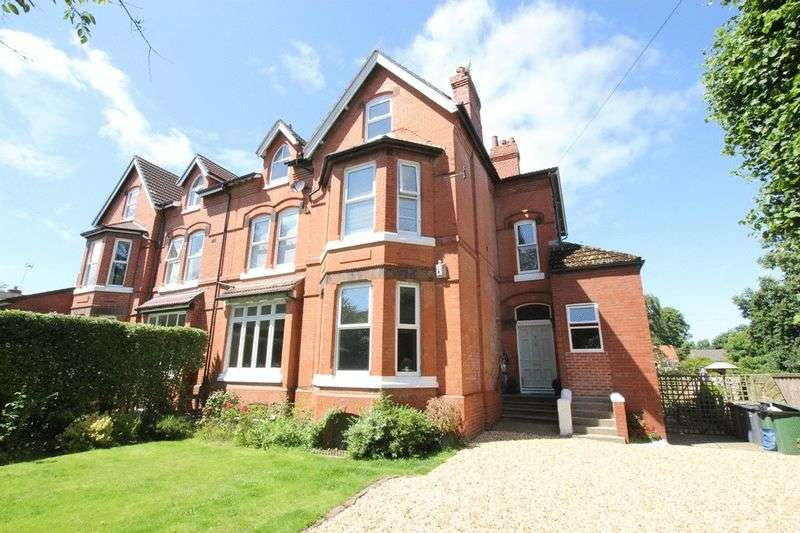 9 Bedrooms Semi Detached House for sale in Kingsmead Road South, Oxton, Wirral