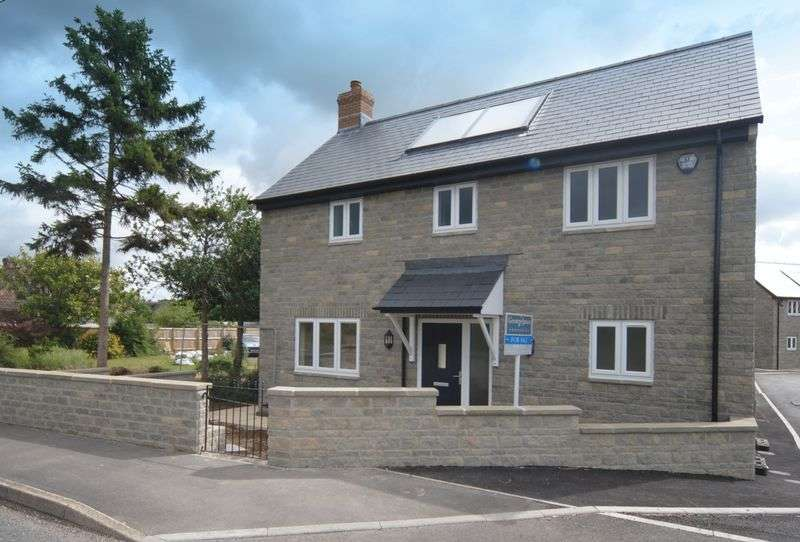 4 Bedrooms Detached House for sale in Shires Court , Langport